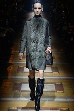 Lanvin Autumn/Winter 2014/15 (Paris Fashion Week 2014)
