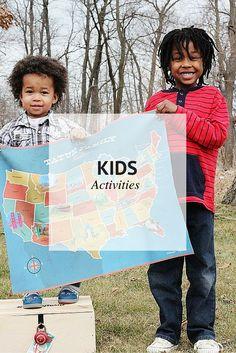 KIDS Activities | Sophistishe.com
