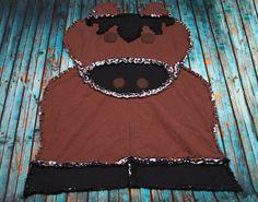 Harper the Horse Rag Quilt by BizzysCorner on Etsy