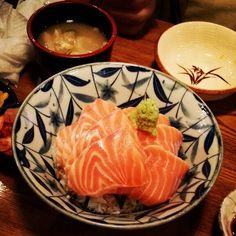 Hoy #sashimi   #comidajaponesa