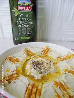 hummus Appetizer Recipes, Appetizers, Tahini, Hummus, Oatmeal, Vegetarian, Pasta, Breakfast, Food