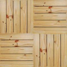 para a varanda do quarto :)  Deck Modular de Madeira Isabela 41mm x 50cm x 50cm (Placa) Pinus Tratado em Deck na MadeiraMadeira