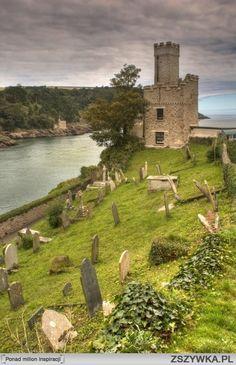 Dartmouth Castle, Devon, UK