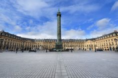 Place Vendôme, Paris, França