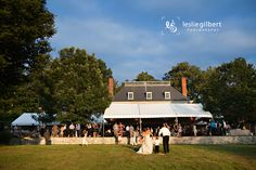 A Beautiful Summer Wedding. (c) Leslie Gilbert Photography