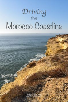 Driving along the Morocco Atlantic Coast is a great road trip. I followed this route on my last trip and visited all the places in this post. Whether you take a road trip or include these places as part of a tour, this itinerary will inspire you to visit Morocco. #morocco #moroccotravel #roadtrip #itinerary #travel