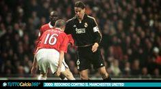 SUPERCOPPA UEFA | Real VS Manchester: la magia di Redondo nel 2000