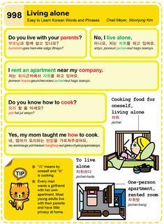 물음표 느낌표 ... 마침표™ 그리고 예향(睿響) Easy to Learn Korean Language 991 ~ 1000