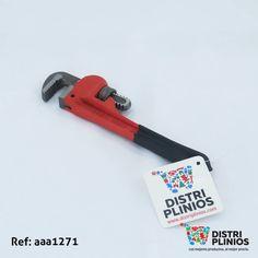 Practica llave de tubo de 8″, mango de goma, ideal para toda herramienta. Los precios de nuestro sitio web son al por mayor, el costo de los productos se incrementa en compras por unidad, cualquier inquietud comuníquese al 320 3083208 o al 3423674 o visítenos en la Calle 12 B # 8a – 03 Centro, Bogotá, Colombia.