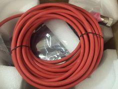 Free shipping ABB Robot DSQC679 Teach Pendant Cable New  #ABB