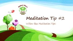 Get your daily meditation tips with Terri Beauchamp tip 2
