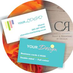 Business cards Printing ... You know you need them.  charni@crmarketing.co.za  #marketing #socialmedia #promotions #eventplanning #corporate #branding #design #printing #businesscards #logo #anydesign #whatyouneed #crmarketing