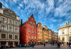 Sweden is officially called the Kingdom of Sweden, Konungariket Sverige, in Swedish - Sweden Travel Notes - http://tnot.es/SE