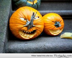19 Pumpkin Carvings That Are Actually Really Clever