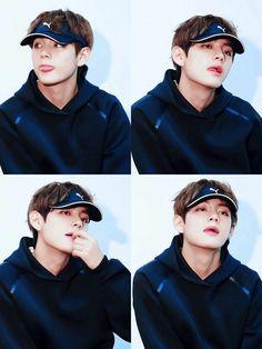 Como ousa fazer isso comigo Kim Taehyung??