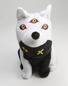 It's a Meow Wolf! Take a journey into the Multiverse with the helping hand of our favorite creature. Meow Wolf Santa Fe, Wolf Plush, Squishies, Creatures, Stuffed Animals, Toy, Clearance Toys, Plushies, Stuffed Animal Patterns