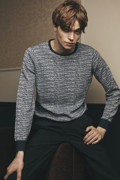 Iconic hand crafted knitwear made in Britain. Shop menswear & womenswear at the official John Smedley online store. Everyday Items, Indigo, Knitwear, Women Wear, Pullover, Contemporary, Shopping, Collection, Tricot