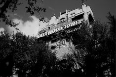 Ride & Learn through the Tower of Terror Hollywood Tower Hotel, In Hollywood, Young Movie, Tower Of Terror, Good Luck To You, Wish You The Best, Friday The 13th, Hollywood Studios, Disneyland Paris