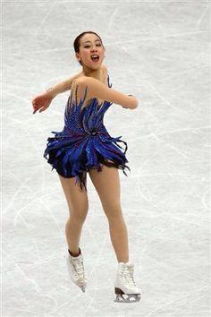 Mao Asada is your 2014 World Champion!!!!