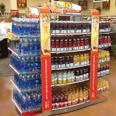 Lomba Display Aquaproof 2013. | Store Display Ideas | Pinterest