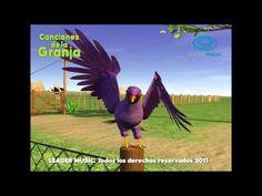 ▶ Pajaritos a Bailar - Canciones Infantiles de la Granja - YouTube