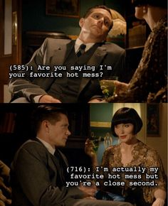 Texts From Phryne Fisher : Photo