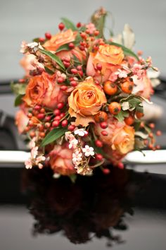 Bridal flowers  Fall