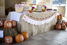 Pumpkin Birthday Party Ideas