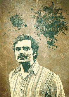Pablo Escobar, Narcos Tv Shows Poster Print Expendables Tattoo, The Expendables, Narcos Poster, Narcos Wallpaper, Don Pablo Escobar, Narcos Pablo, Stencil Templates, Poster Prints, Art Prints