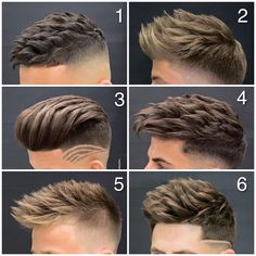 What is your favorite textured ? Mens Haircuts Short Hair, Mens Hairstyles With Beard, Daily Hairstyles, Hair And Beard Styles, Hairstyles Haircuts, Short Hair Styles, Latest Hairstyles, Gents Hair Style, Hair Cutting Techniques