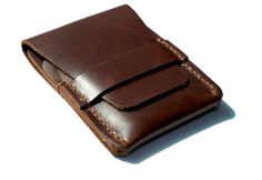 Slim Wallet Mens Wallet by MickoLeather on Etsy