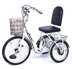 37 Ideas De Bicicleta Para Adultos Mayores Bicicleta Para Adulto Triciclo Bici Triciclo