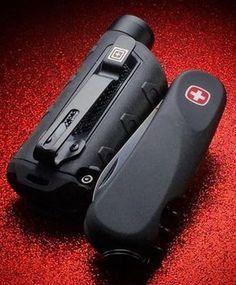 Tactical 5.11 TPT EDC Flashlight - Everyday Carry Gear