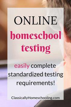 Easy Solution for Homeschool Testing in Washington State - Home Schooling Ideas Importance Of Time Management, How To Start Homeschooling, Online Homeschooling, Education And Training, Baby Education, Education College, Homeschool Curriculum, Homeschool Transcripts, Kindergarten Curriculum