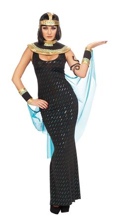 Goddess Cleopatra Costume