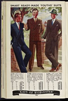 """Something for the fellas. Character """"Charles"""" would own one of these suits. I miss men wearing fitted suits. Check out my blog for the novel http://www.girlinthejitterbugdress.com"""