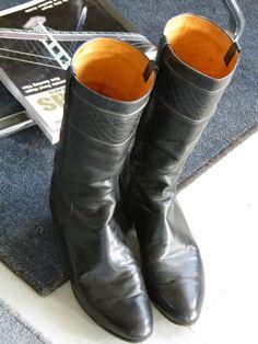 Rex Allen's boots