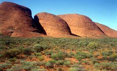 Northern Territory (Kata Tjuta)