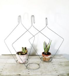 Creative old hanger recycling ideas - Little Piece Of Me