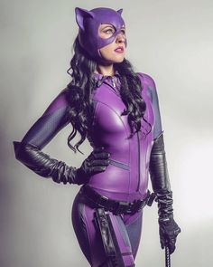 @obscuritycos as #Catwoman Pic by @thepipparazzi...