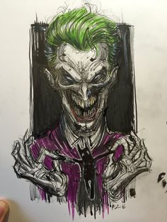 The Joker - Alex Ruiz