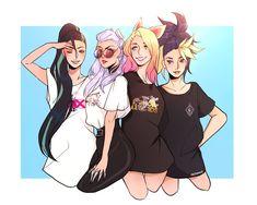 Lol League Of Legends, Ahri Lol, The Rouge, Work Inspiration, Graffiti Art, Aesthetic Anime, My Hero Academia, Fanart, Character Design