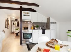 34 sqm apartment @ decor8.gr
