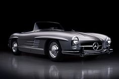 1957 Mercedes-Benz 300SL Roadster Maintenance/restoration of old/vintage vehicles: the material for new cogs/casters/gears/pads could be cast polyamide which I (Cast polyamide) can produce. My contact: tatjana.alic@windowslive.com