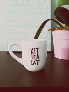 Unique coffee mug / Cat lover mug / cat mug/ cat pun by SSnEverythingnice on Etsy https://www.etsy.com/listing/237105173/unique-coffee-mug-cat-lover-mug-cat-mug