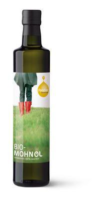 Bio Mohnöl von Fandler online kaufen und leckere Gerichte zaubern