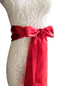 Formal Dresses For Weddings, Formal Wedding, Wedding Dresses, Dress Belts, Sash Belts, Wedding Sash Belt, Belted Dress, Black Belt, Ribbon