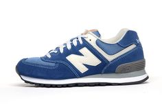 New Balance 574 Men's Blue White ML574UT