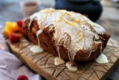 Earl Grey-kake med bringebær Earl Gray, Pie, Baking, Desserts, Food, Torte, Tailgate Desserts, Cake, Deserts