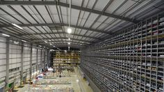 Asda opens doors to £100m automated DC - Logistics Manager